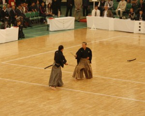 Nippon Budokan, Tokyo 2010. Kuva: J.Jussila.